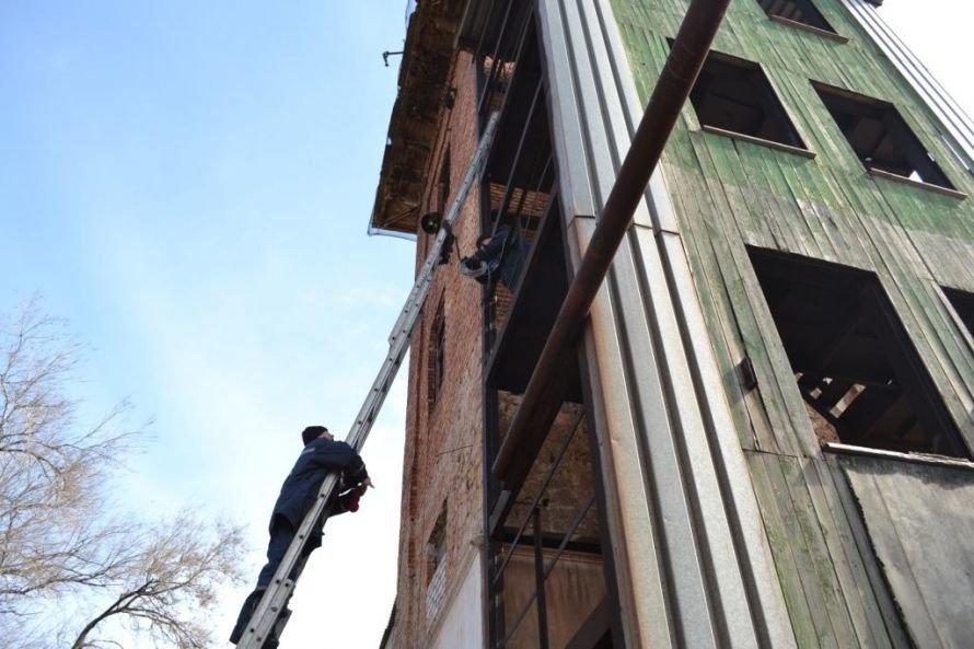 Криворожские МЧСники тушили в сауне воображаемый пожар (ФОТО), фото-8