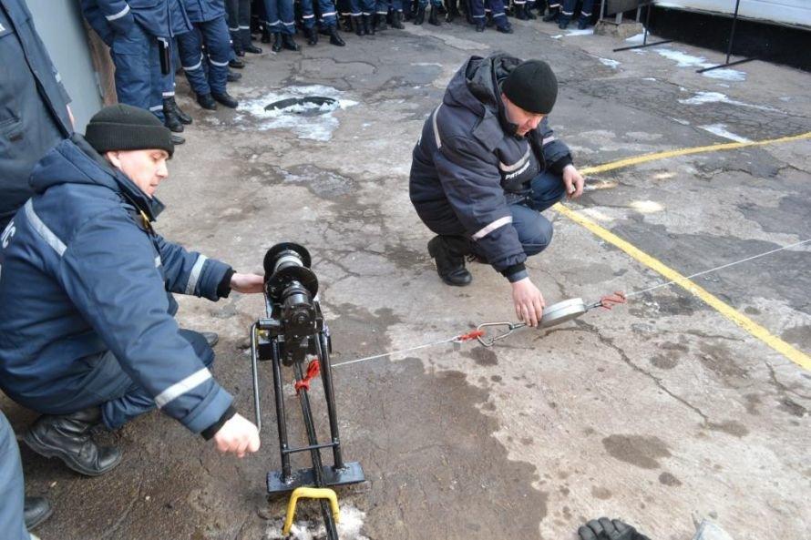 Криворожские МЧСники тушили в сауне воображаемый пожар (ФОТО), фото-9