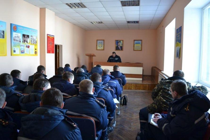 Криворожские МЧСники тушили в сауне воображаемый пожар (ФОТО), фото-10