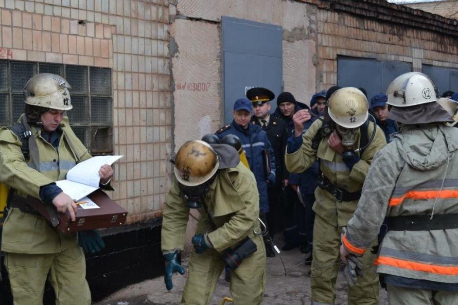 Криворожские МЧСники тушили в сауне воображаемый пожар (ФОТО), фото-4