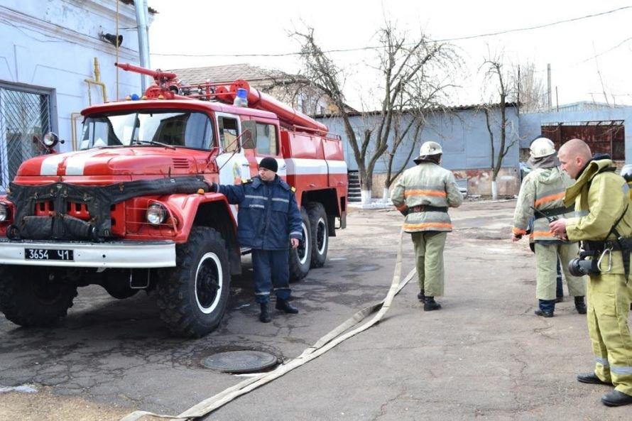 Криворожские МЧСники тушили в сауне воображаемый пожар (ФОТО), фото-7