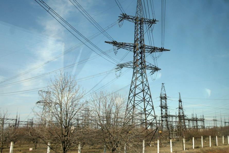 Работы по восстановлению, уничтоженной пожаром Углегорской ТЭС, будут вестись круглосуточно (фото, видео), фото-9