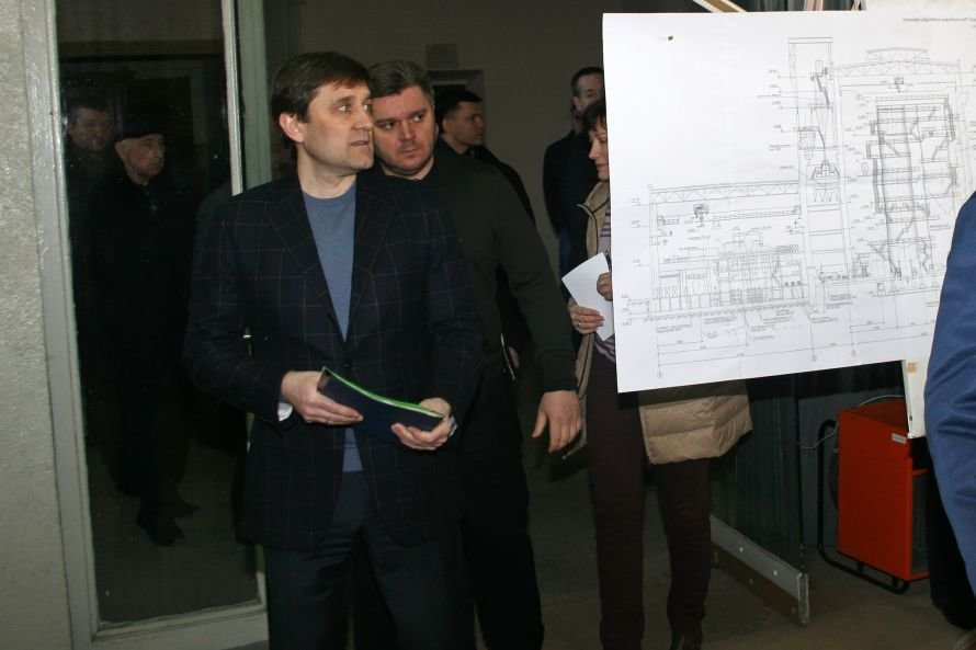 Работы по восстановлению, уничтоженной пожаром Углегорской ТЭС, будут вестись круглосуточно (фото, видео), фото-1