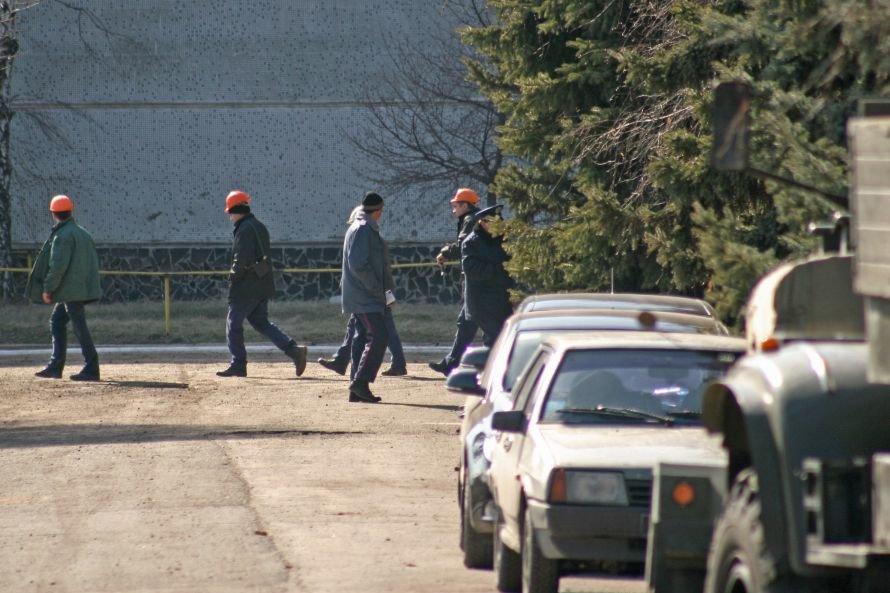Работы по восстановлению, уничтоженной пожаром Углегорской ТЭС, будут вестись круглосуточно (фото, видео), фото-6