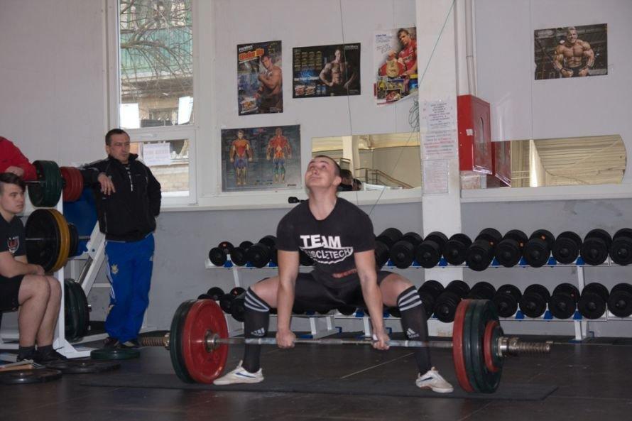 Самый сильный артемовец поднял в троеборье 660 килограмм, фото-7