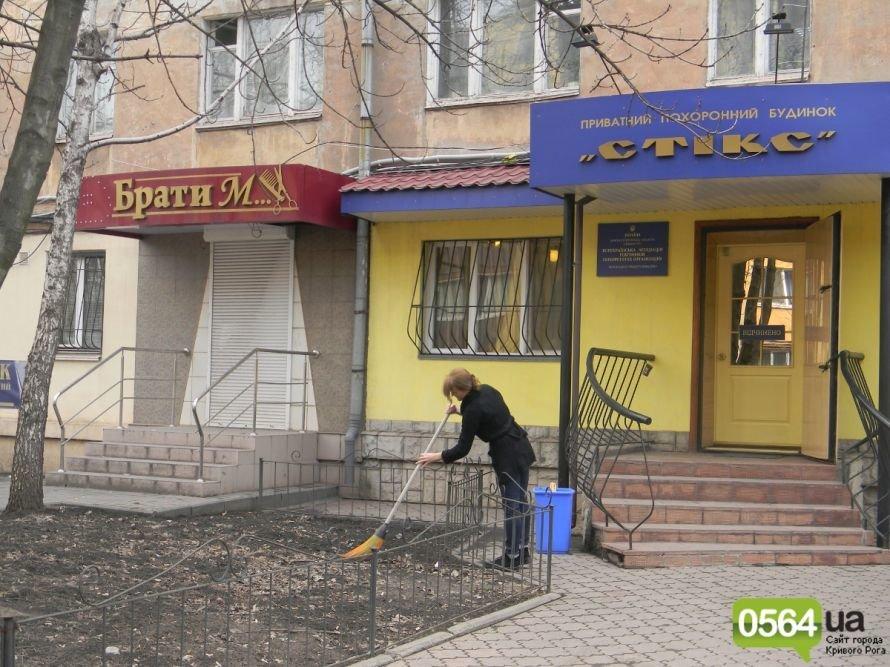 Жители Кривого Рога вышли на уборку придомовых территорий. На ЖЭК никто не надеется (ФОТОРЕПОРТАЖ), фото-4