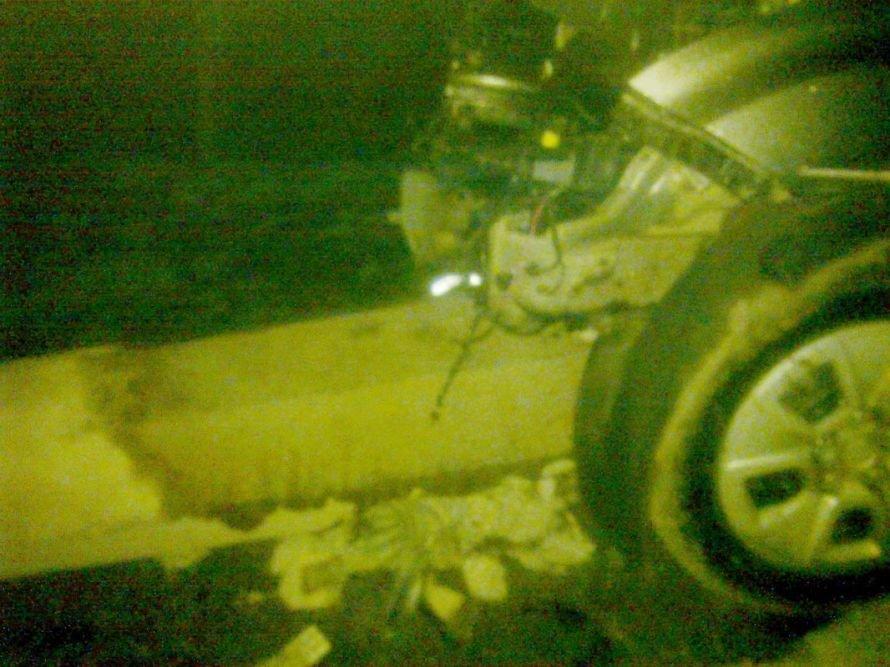В Донецке водитель «Фиат Добло» насмерть сбил пешехода на перекрестке (фото), фото-1