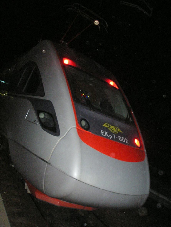 В Симферополь прибыл современный скоростной электропоезд. Таких только два в Украине (ФОТО), фото-1