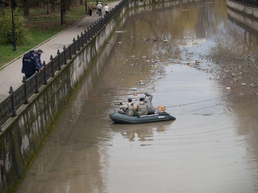 Симферопольские спасатели почистят для горожан Салгир (ФОТО, добавлено ВИДЕО), фото-1
