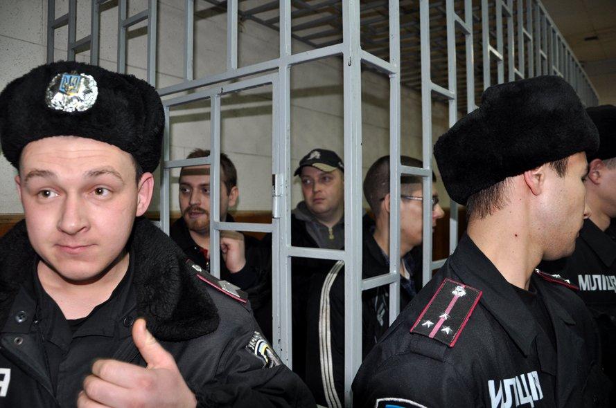 2 апреля: Запорожских «Пономарей» приговорили к тюрьме, и начался суд над «бандой Лысых» (ФОТО, ВИДЕО), фото-1