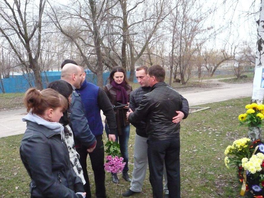 Светофор на месте гибели студента-медика в Днепропетровске так и не установили (ФОТО), фото-1