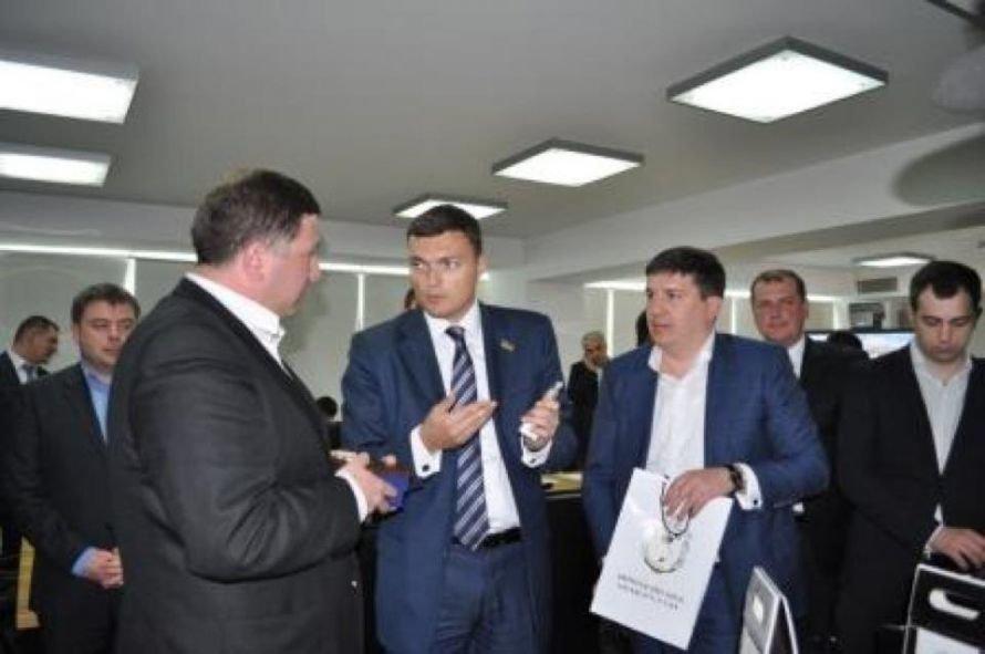 Встреча с мэром Тбилиси Георгием Угулавой открыла для делегации николаевцев еще одну грань Грузии (ФОТО), фото-3