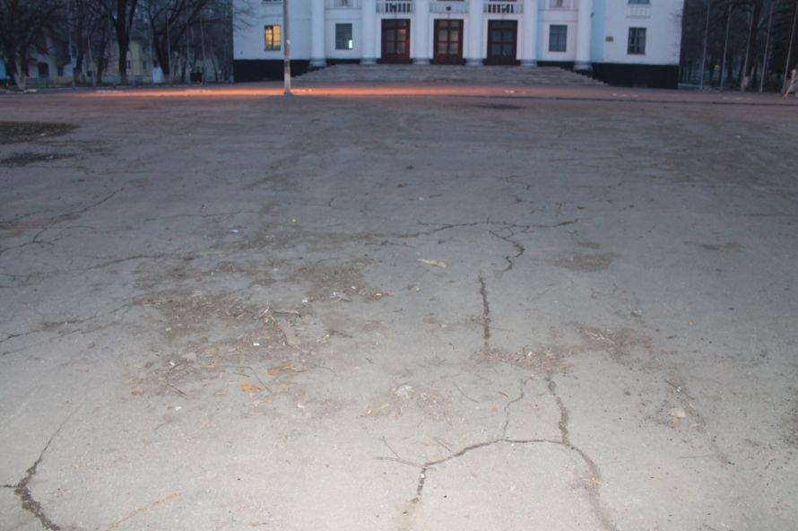 Порядок на бульваре Металлургов Артемовску не по карману, фото-5
