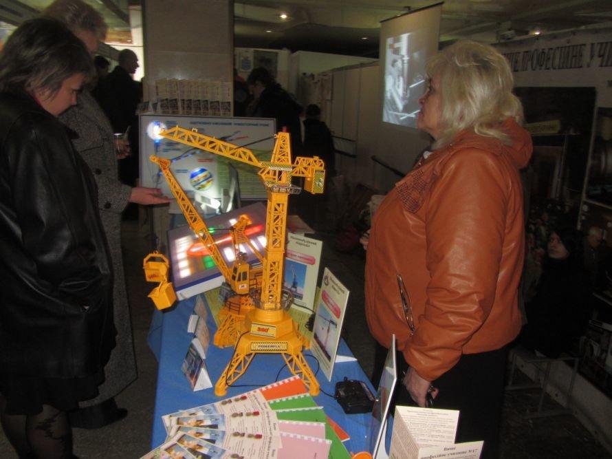 На выставке «Образование. Карьера. Общество» молодым днепропетровцам рассказали о ВУЗах и ПТУ (ФОТОРЕПОРТАЖ), фото-4