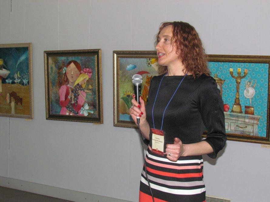 В Мариуполе дети и взрослые получили возможность окунуться в сказочный мир иллюстрации (ФОТО), фото-1