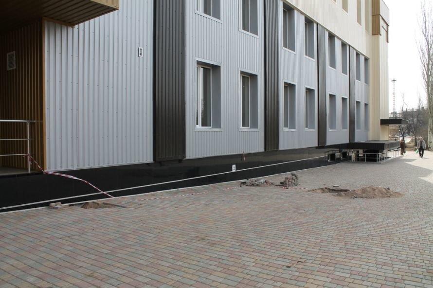 На артемовском «Металлурге» исправляют ошибки осеннего строительства, фото-3
