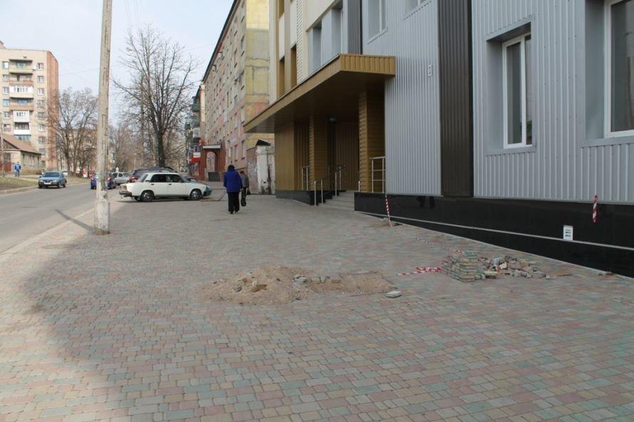 На артемовском «Металлурге» исправляют ошибки осеннего строительства, фото-4