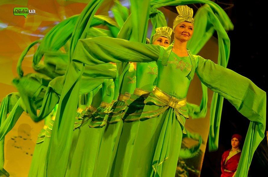 На конкурсе красоты «Мисс Луганщина 2013» бушевали страсти 5-ти стихий (ФОТО), фото-23