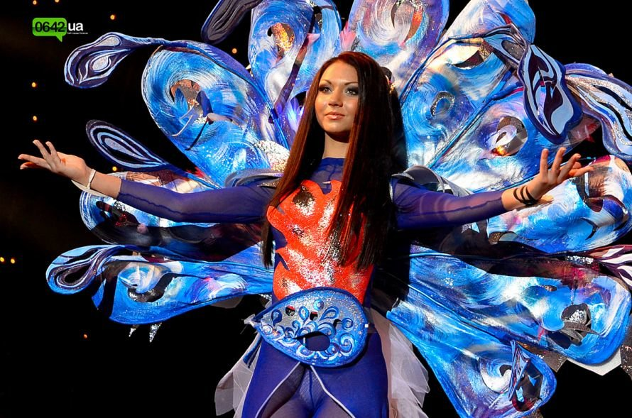 На конкурсе красоты «Мисс Луганщина 2013» бушевали страсти 5-ти стихий (ФОТО), фото-7