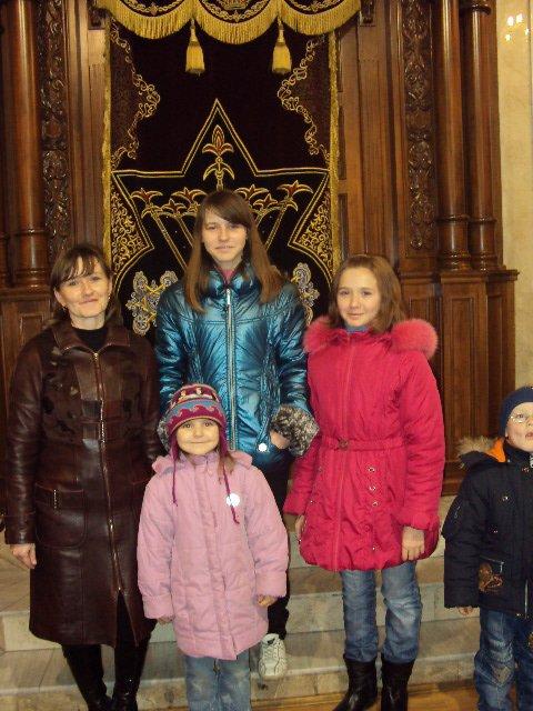 экскурсия для детей в синагоге