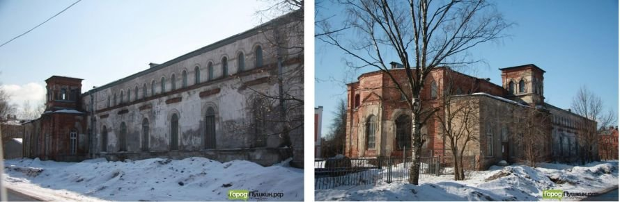 Восстановление здания Церкви Преподобного Сергия Радонежского, фото-3