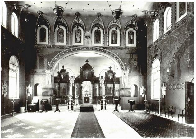 Восстановление здания Церкви Преподобного Сергия Радонежского, фото-6