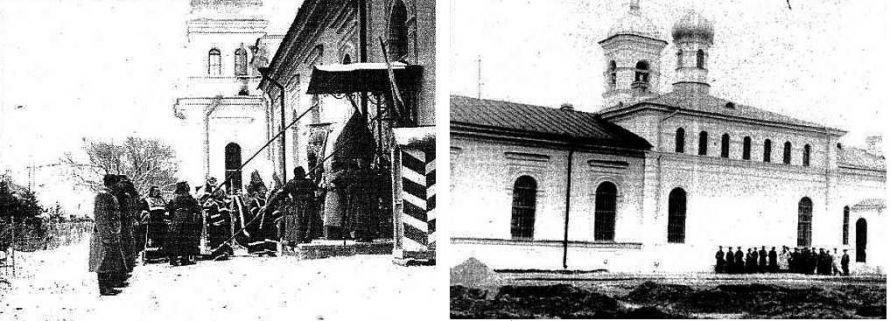 Восстановление здания Церкви Преподобного Сергия Радонежского, фото-1