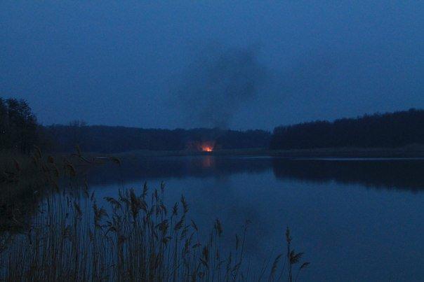Артемовцы безответственно относятся к пожарной безопасности, фото-1