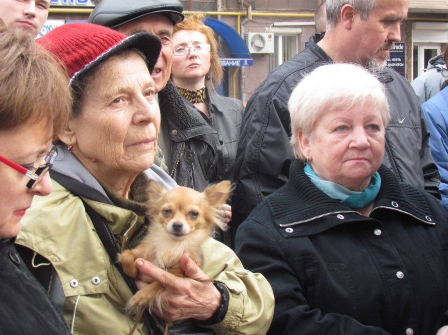 В Мариуполе жители Варганова не желают жить на улице Савчука (ФОТО), фото-5