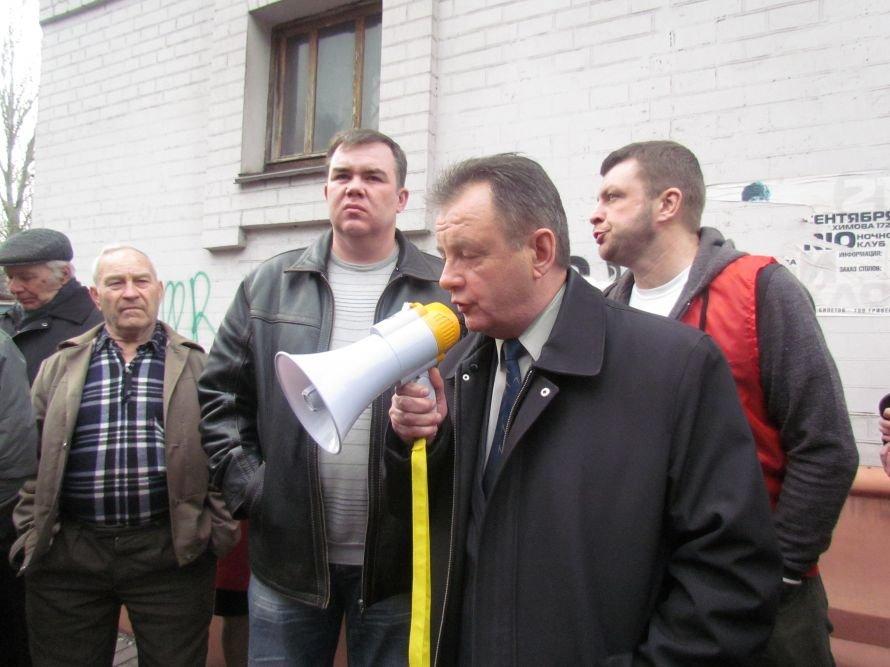 В Мариуполе жители Варганова не желают жить на улице Савчука (ФОТО), фото-1
