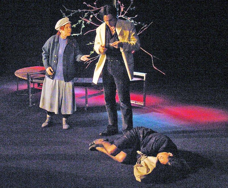 «Ненормальная» премьера на сцене Луганского русского драмтеатра смотрится на одном дыхании (ФОТО), фото-4