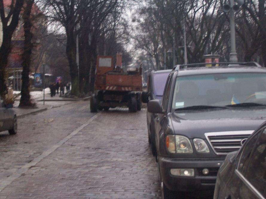 У Львові пр. Свободи відремонтують до травня(ФОТО), фото-1