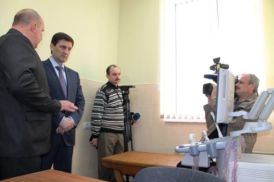 Губернатор пообещал купить и передать Артемовску оборудование для диагностического центра на 3,5 миллиона гривен (+ВИДЕО), фото-9