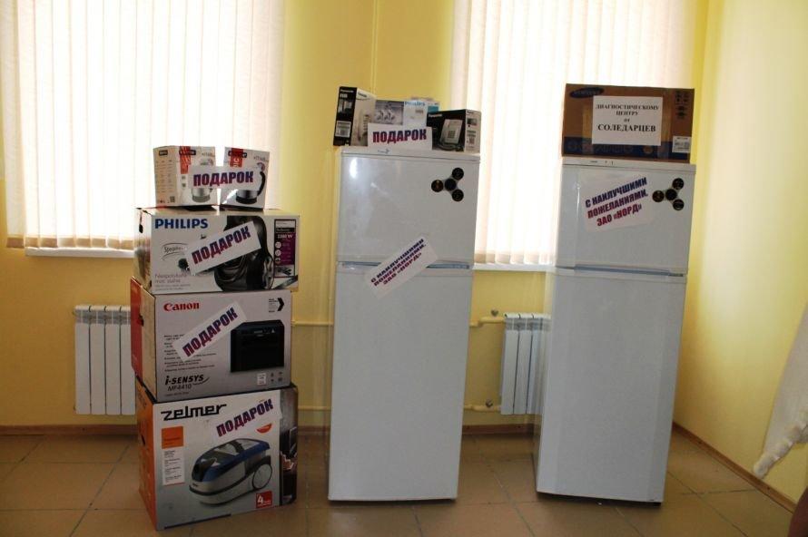 Губернатор пообещал купить и передать Артемовску оборудование для диагностического центра на 3,5 миллиона гривен (+ВИДЕО), фото-8