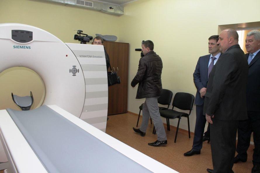 Губернатор пообещал купить и передать Артемовску оборудование для диагностического центра на 3,5 миллиона гривен (+ВИДЕО), фото-7