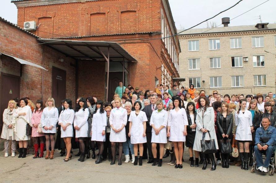 Губернатор пообещал купить и передать Артемовску оборудование для диагностического центра на 3,5 миллиона гривен (+ВИДЕО), фото-2