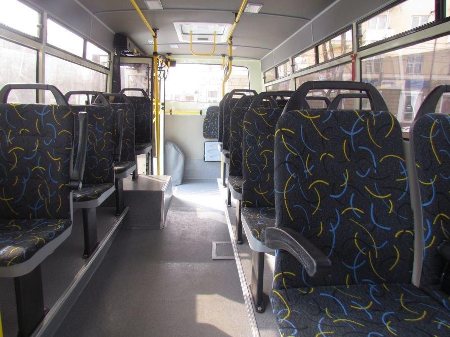 В Мариуполе презентовали автобус для инвалидов (ФОТО), фото-2