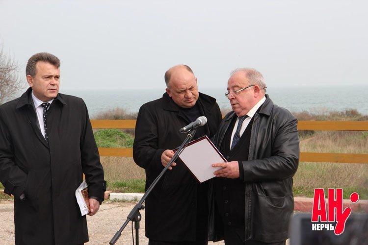 Жителям Героевки предложили сделать проход к морю за свои деньги, фото-1