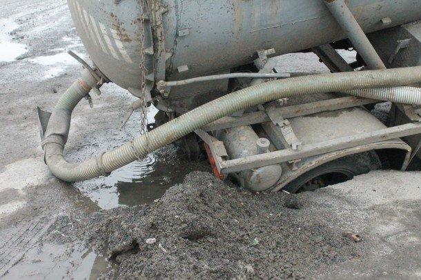 авто під землею
