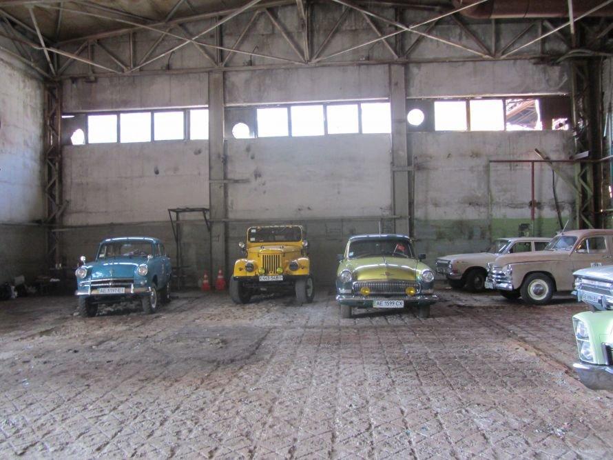В Днепропетровске появится музей ретроавтомобилей (ФОТОРЕПОРТАЖ), фото-9