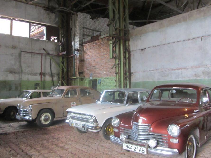 В Днепропетровске появится музей ретроавтомобилей (ФОТОРЕПОРТАЖ), фото-5
