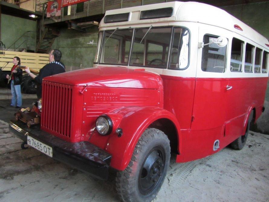 В Днепропетровске появится музей ретроавтомобилей (ФОТОРЕПОРТАЖ), фото-11