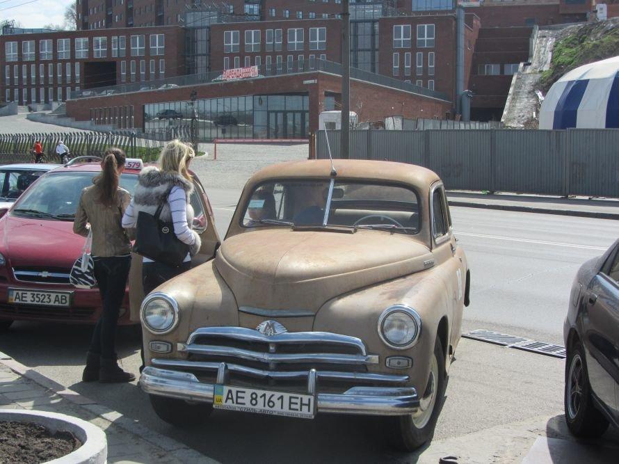В Днепропетровске появится музей ретроавтомобилей (ФОТОРЕПОРТАЖ), фото-1