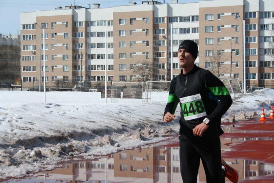 Победитель на 30 км