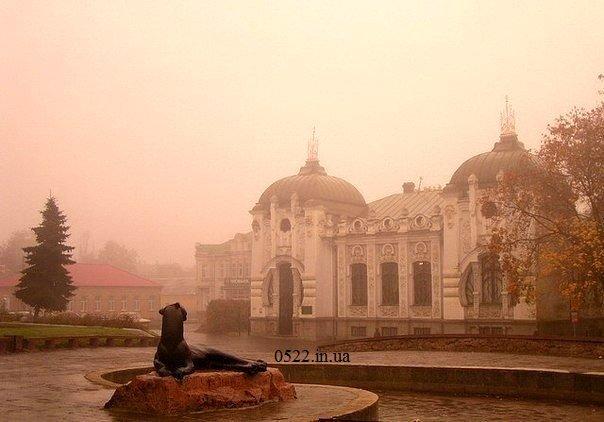 В Кировограде забывают о старых памятниках, фото-1