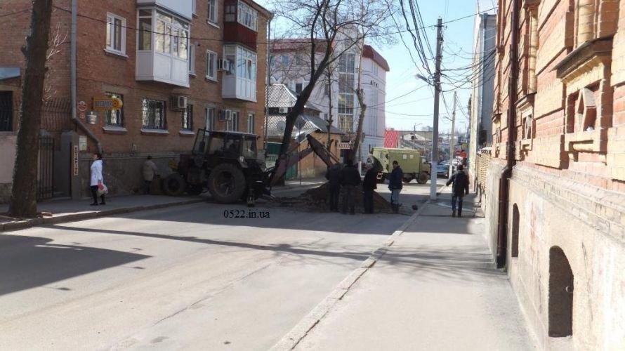 На Пашутинской перекрыли дорогу, фото-1