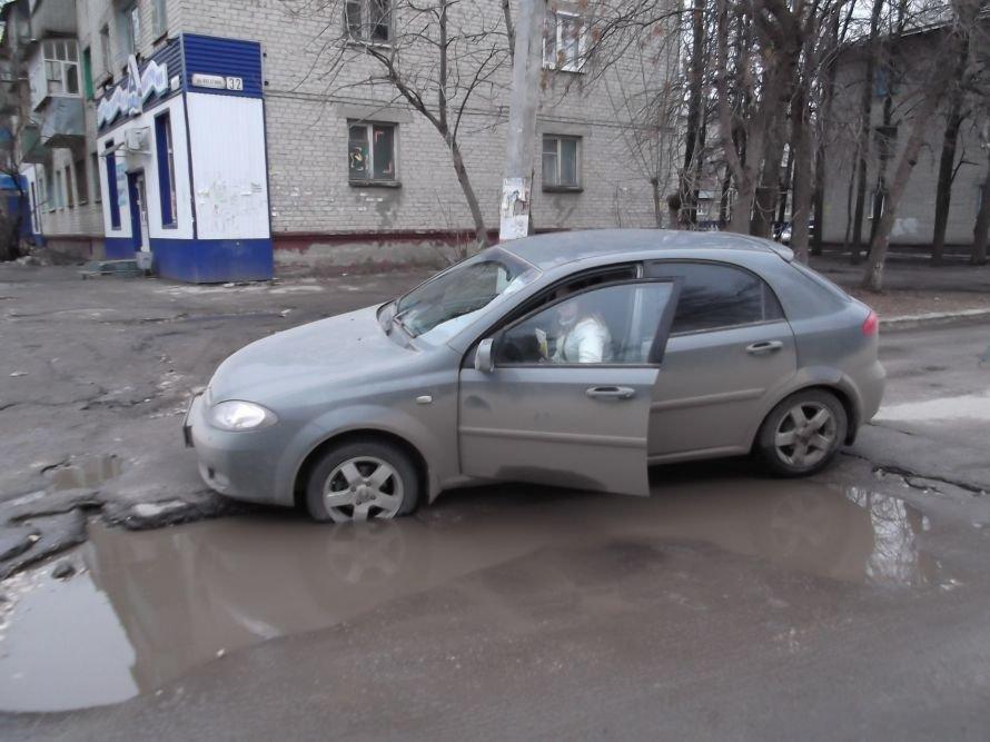 Дороги Ульяновска превратились в испытательный полигон, фото-1