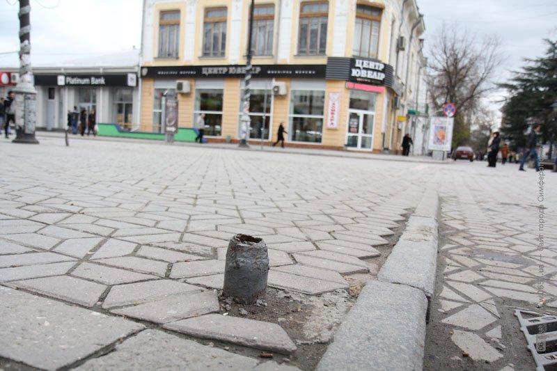 ФОТОФАКТ: Симферопольцы «убивают» обувь из-за безответственности коммунальщиков, фото-2