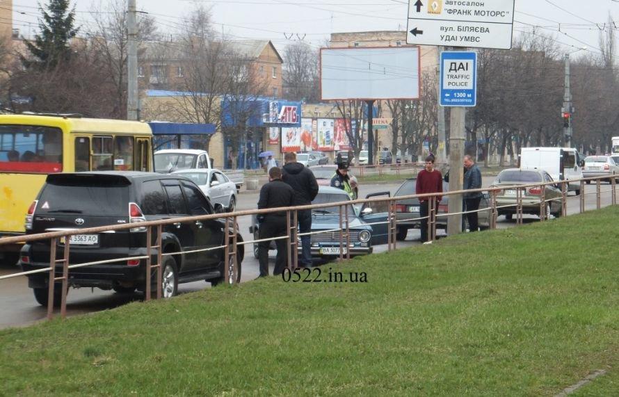 В городе произошло ДТП (фото) (фото) - фото 2