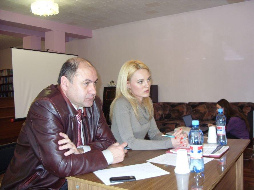 В Мариуполе КСНщики узнали о правовых новинках, фото-2